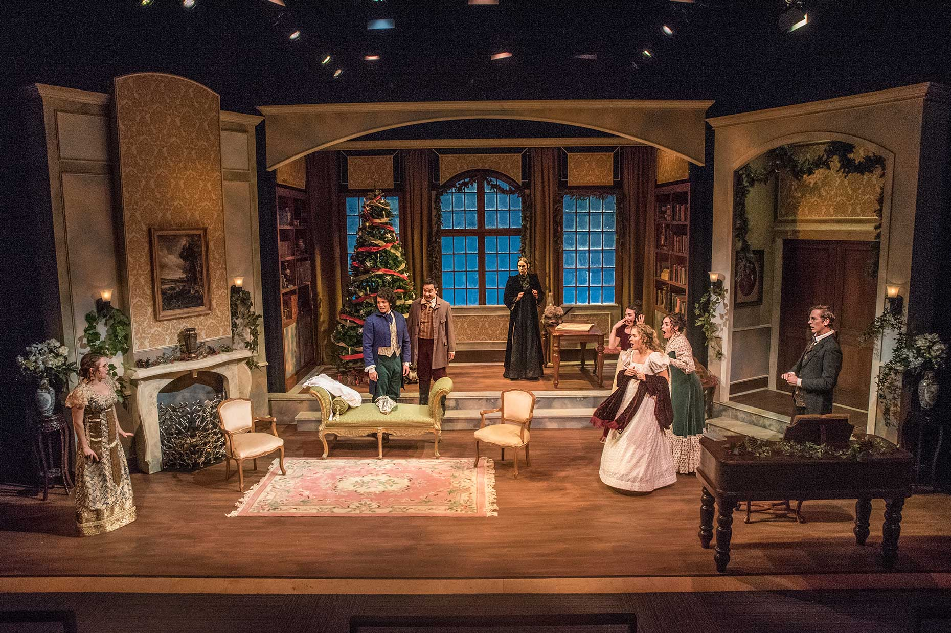 rick-barbour-director-miss-bennet-christmas-at-pemberley-boulder-ensemble-theatre-01